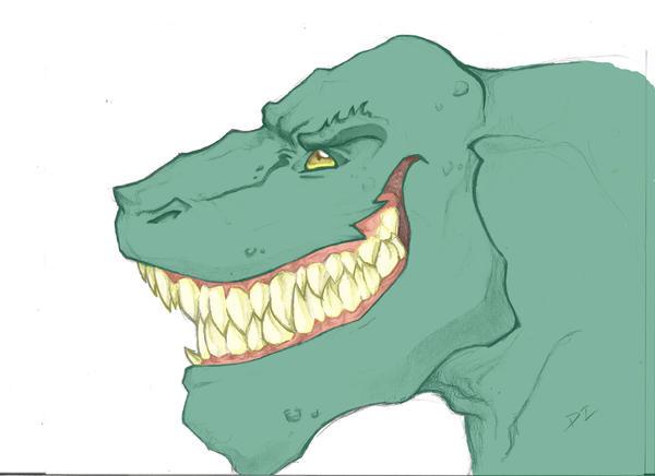 nice teeth by Foolter