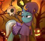 Trixie the necromancer