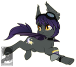 Bat pony oc