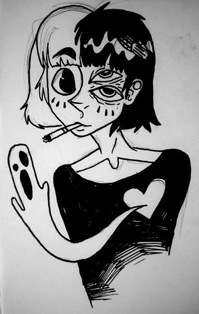 spoopy by oij