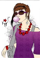 - fashion victim - by Alquana