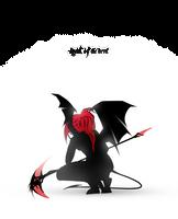 - speak of the devil - by Alquana