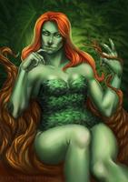 - poison ivy - by Alquana