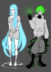 Ghost and Glitch