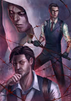 - the evil within - by Alquana