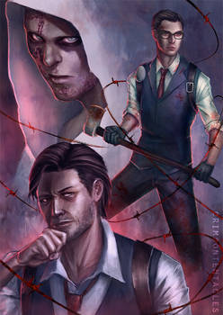 - the evil within -