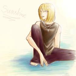 - sunshine - by Alquana
