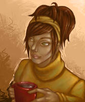 - koffe - by Alquana