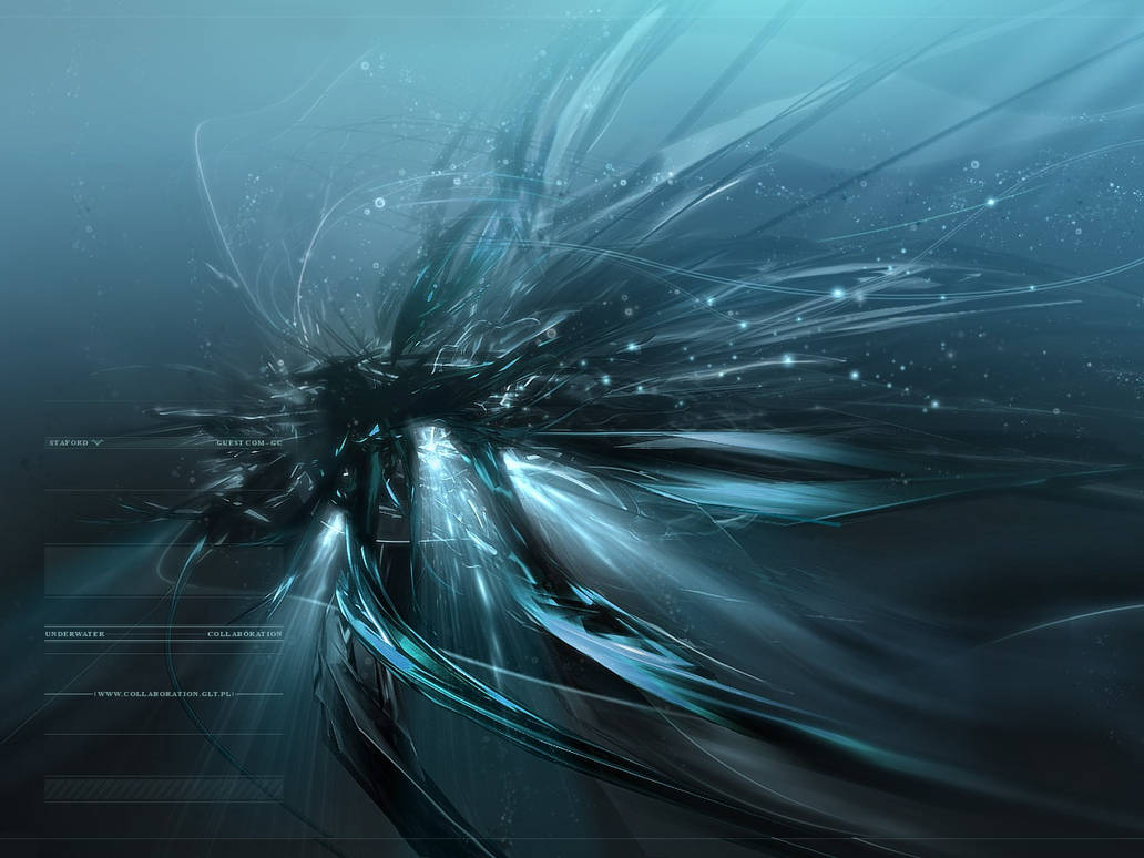Underwater Collaboration by staford