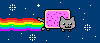 Nyan Cat by IfreakenLoveDrawing