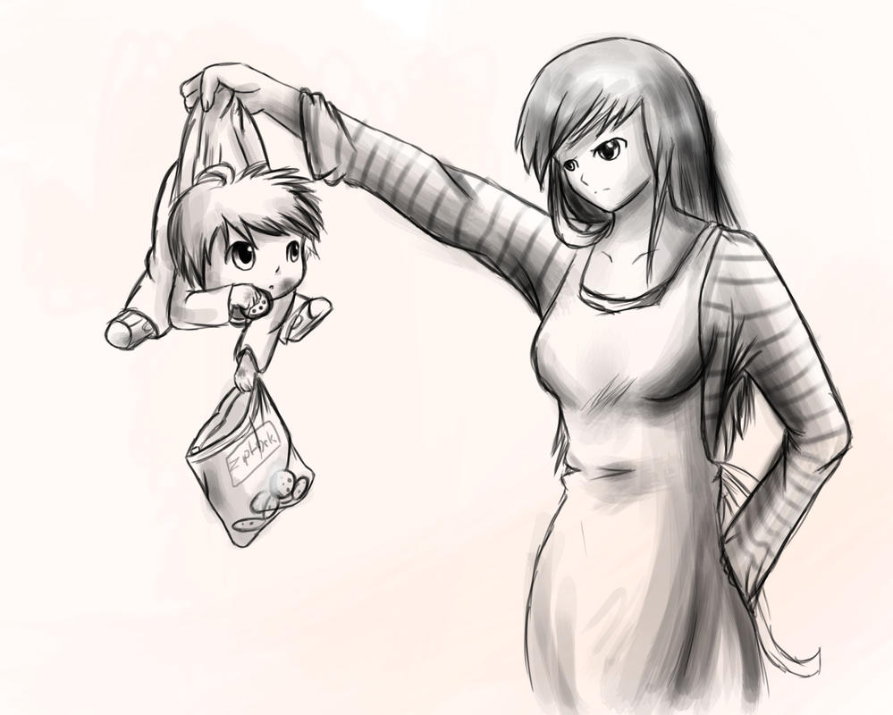 Happy Mothers Day by IfreakenLoveDrawing