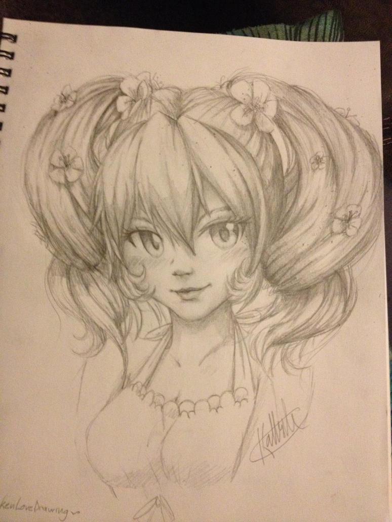 Luna by IfreakenLoveDrawing