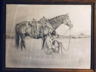 Cowboys Dream by KarnelianKallie