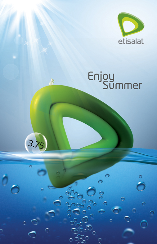 Etisalat Summer by ReturntoInnocence