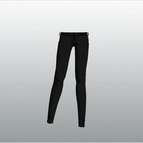 MMD female skinny jeans +DL by Sefina-NZ