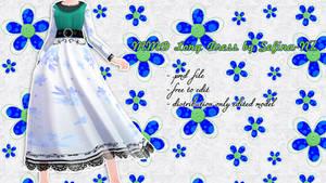 [MMD] Long Dress+DL by Fina-Nz