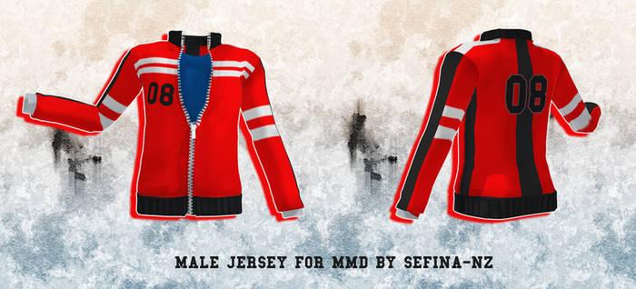 Male Jersey+DL