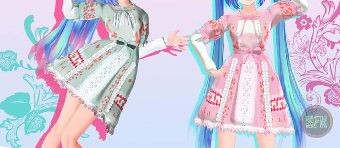 Lolita Dress+DL