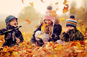 happy autumn by NOIZEG