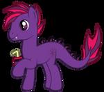 OC: Grape Slushie the Longma