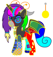 OC: Princess Hypnotica the Longxizhushuwanshie by SilverRomance