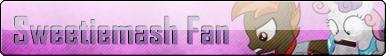 Fan Button: Sweetiemash Fan by SilverRomance