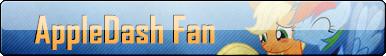 Fan Button: AppleDash Fan