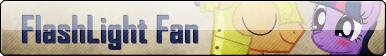 Fan Button: FlashLight Fan by SilverRomance