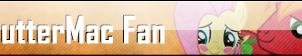 Fan Button: FlutterMac Fan by SilverRomance