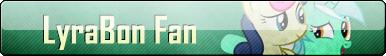 Fan Button: LyraBon Fan by SilverRomance