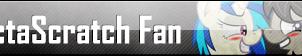 Fan Button: OctaScratch Fan by SilverRomance