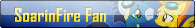 Fan Button: SoarinFire Fan by SilverRomance