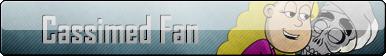 Fan Button: Cassimed Fan by SilverRomance