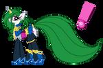 Raver's Stuff: Stiletto the Unicorn