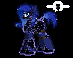 Raver's Stuff: Lieutenant Beryl the Earth Pony by SilverRomance