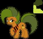 OC Ref: Factory Smog the Earth Pony