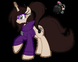 OC Ref: Revekka the Unicorn by SilverRomance