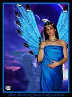 Maat: Egyptian Goddess by jasmineshadowblade