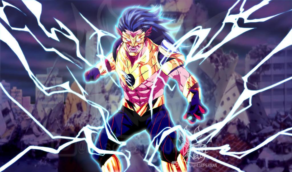 The Flash - Enter Savitar by DEMONAnelot