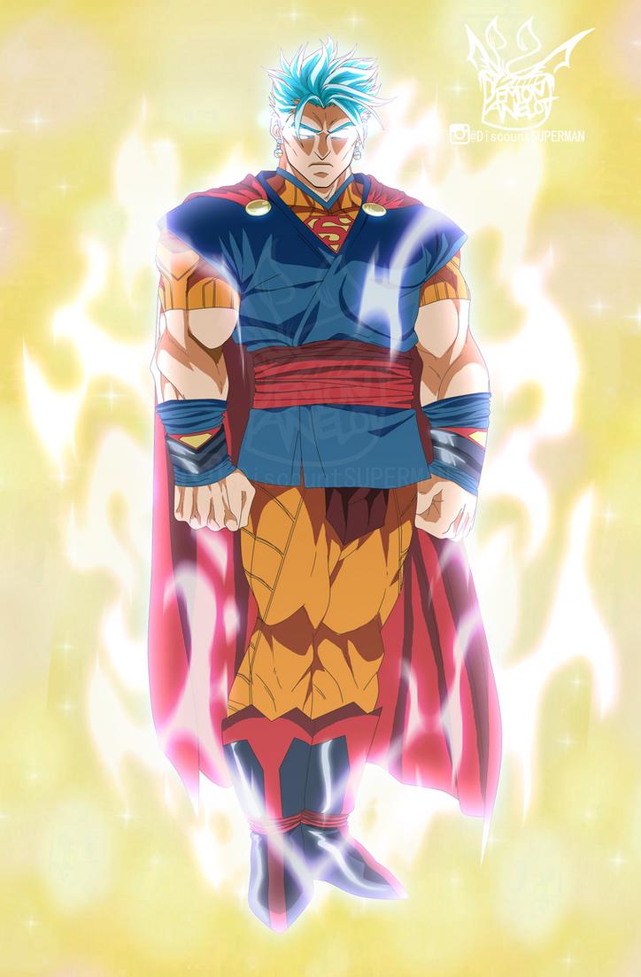 Epic Fusions - Super Gokal by DEMONAnelot