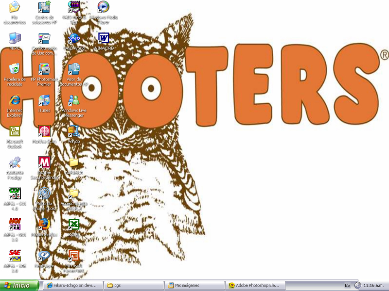 Hooters by Hikaru-Ichigo