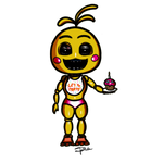 Chibi Toy Chica
