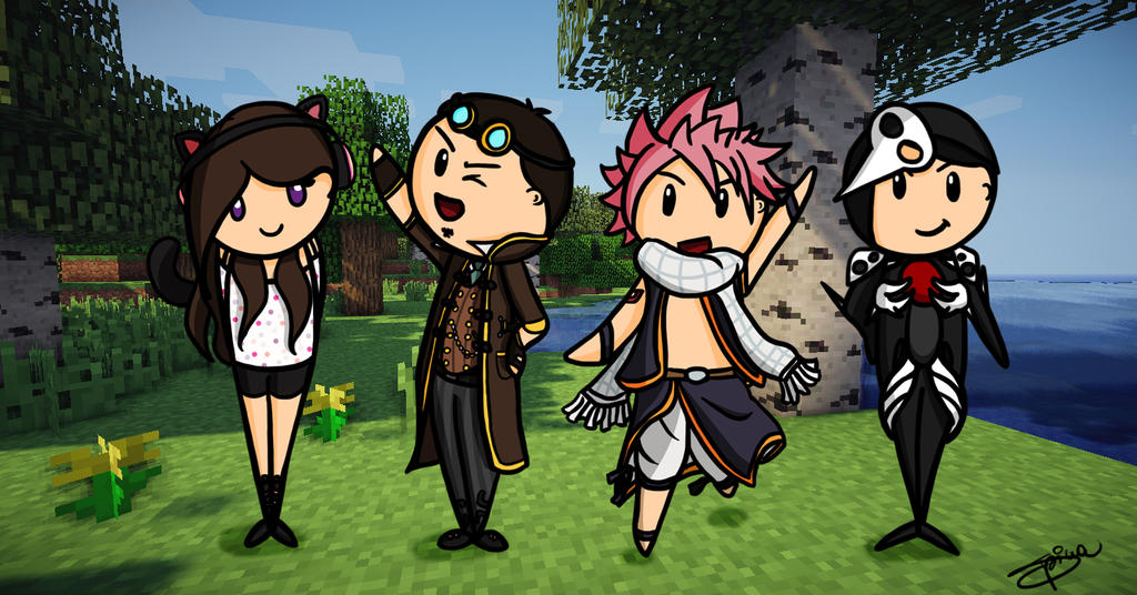Wgf Team By Spinaoscura On Deviantart