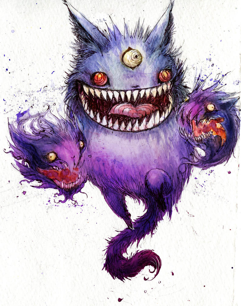 how to get haunter to evolve into gengar
