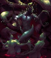 DIONYSUS by awfulowafalo
