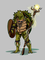 Gouda the Turtle