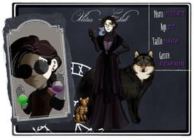 [Oblitus-Club] Violet by Aldaiah