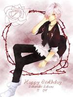 Happy Birthday Subaru-kun!! by matsuyukixirion