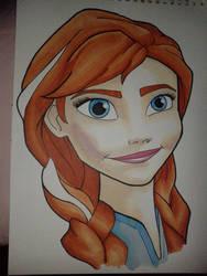 Anna by rudiroo