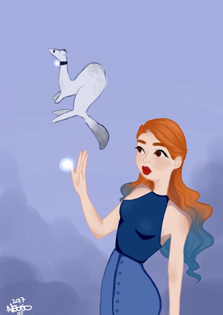 Ferret(part 2/2) by novamcginn